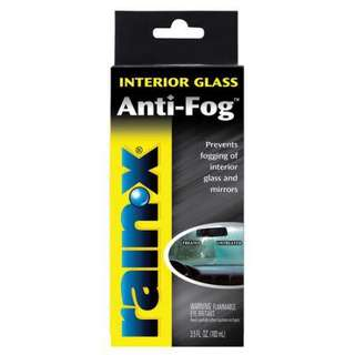 Anti Fog solution