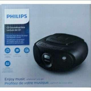 Brand New Philips CD Soundmachine AZ215B/12