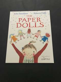 The Paper Dolls by Julia Donaldson