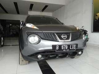 nissan juke RX 2012 grey