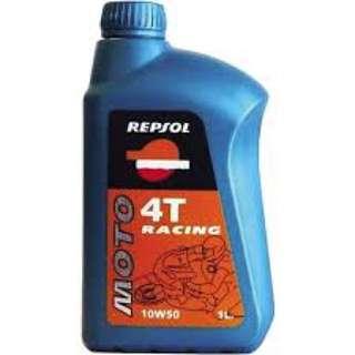 Repsol Engine Oil Motor 10W/50