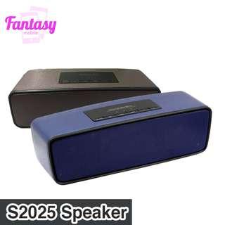 S2025 Portable Wireless Speaker
