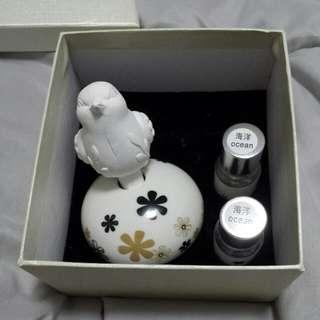 Aroma diffuser - bird series +2 ocean fragance