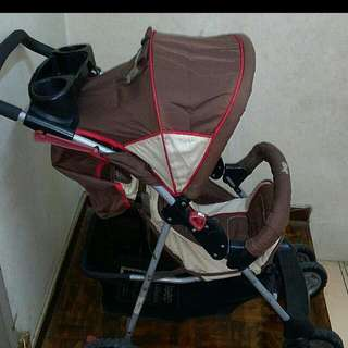JEEP SPORTS SERIES BABY STROLLER