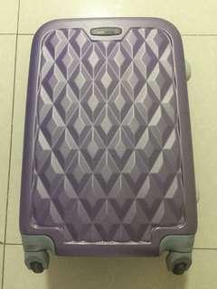 polo旅行箱20寸(紫色)