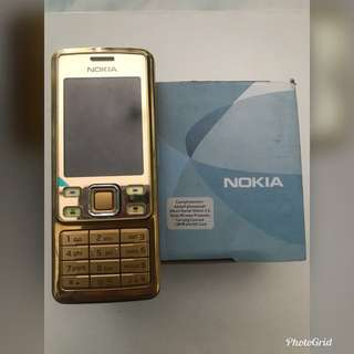 Nokia 6300 Gold Limited Edition BARU