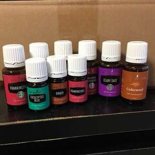 Young Living 100% Pure Essentials oil