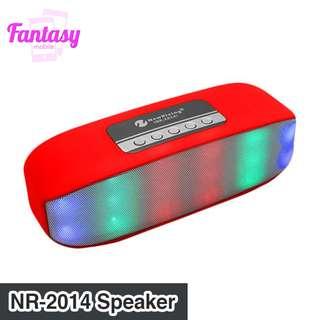 NR-2014 Portable Wireless Speaker