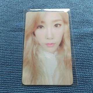 [WTB] Taeyeon Photocard