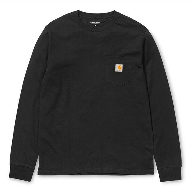 原價$1880 Carhartt pocket loose T-shirt