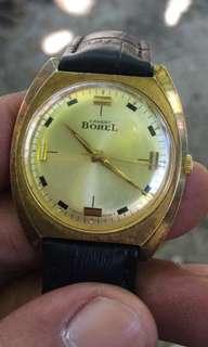 Vintage...Ernest Borel..swiss manual..