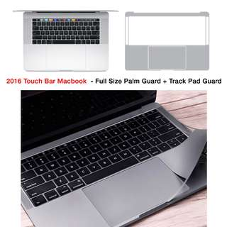 Macbook Palm Guard Touch Bar (Best Palmguard specific to your Macbook Color!)