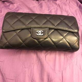 Chanel Long Wallet