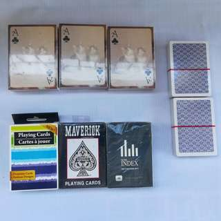 8pcs Playing Cards made in canada