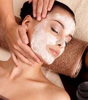 City spa Facial package