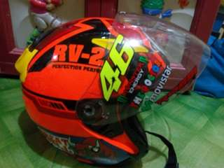Helm shell size M
