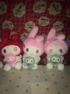 Melody soft toy