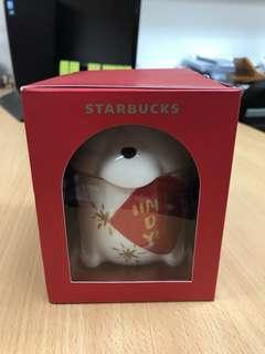 Starbucks year of the dog mug