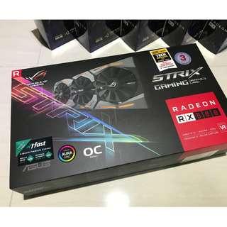 ASUS RX 580 8GB ROG Strix Gaming