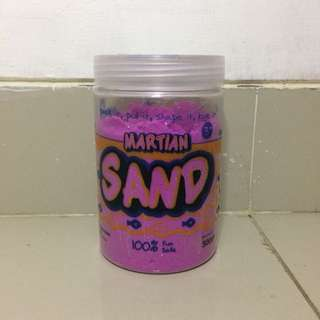 Kinetik sand / kinetic sand / pasir ajaib