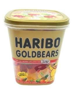 HARIBO熊仔糖原味 175g