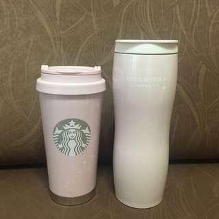 Starbucks Korea Spring Tumblers