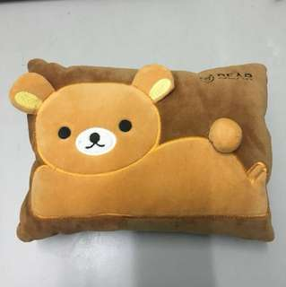 NEW! Cushion Warmer (Cute Rilakuma)