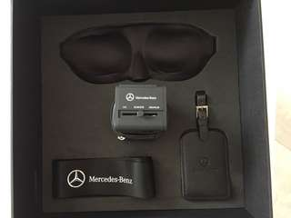 Mercedes Benz travel kit 旅行套裝