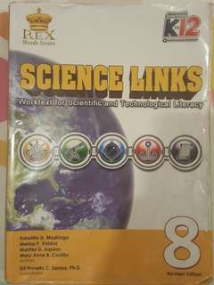 Grade 8 Textbook - Science Links