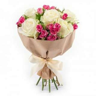 Flower Bouquet∕Hand Bouquet∕Birthday Bouquet∕Anniversary Bouquet∕Proposal Bouquet - 5BDB