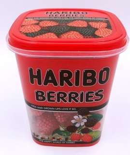 HARIBO熊仔糖Berriers味 175g