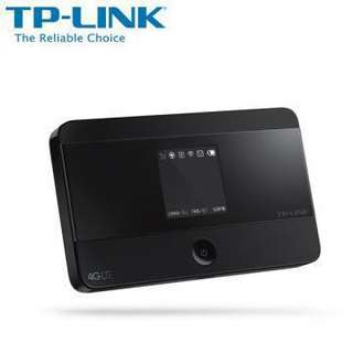 TP-link M7350 4G LTE WiFi egg