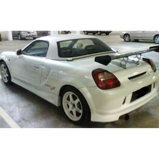 Toyota MRS Hard Top