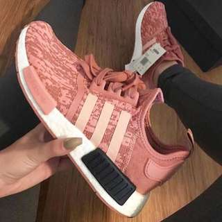 Adidas NMD R1 Raw Pink Women