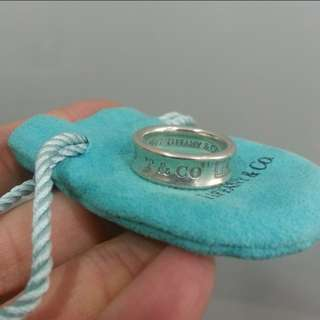 Tiffany戒指 925 Ring