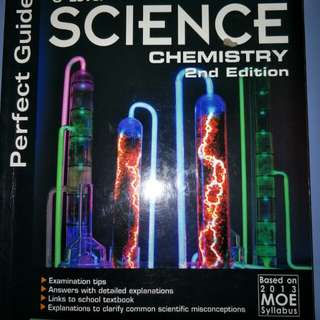 O Level Science Chemistry Perfect Guide 2nd edition