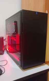 R5 1600X GTX 1070 desktop