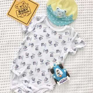 Cute comfort baby romper 12 months (2)