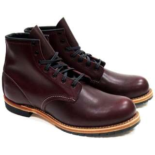 "Red Wing 6"" Boot (Black Cherry) US8"