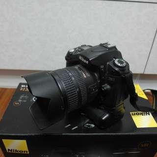 【出售】Nikon D90 數位單眼相機