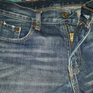 PRELOVED LEVI'S PANTS