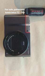 For Sale...Panasonic Lumix Leica dmc tz 110