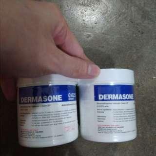 Dermasone 0.025% cream