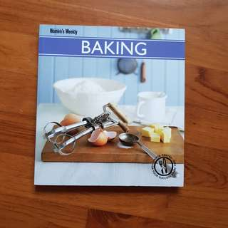 Baking Book (With recipes)