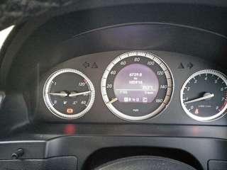 Mercedes-Benz C180K