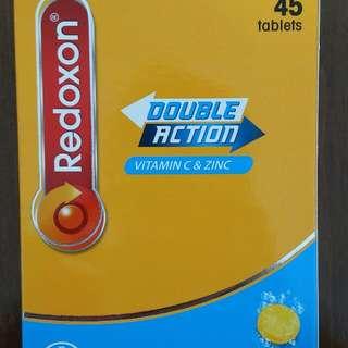 Vitamin C + Zinc 45 tablets