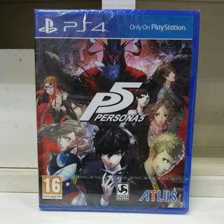 PS4 Persona 5