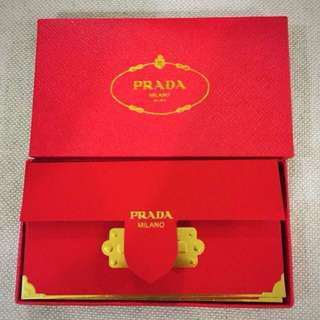 Prada New Red Packet