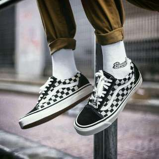 Vans Old Skool Checkerboard X Anaheim Factory