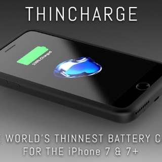 ThinCharge juice pack battery 2700mAh